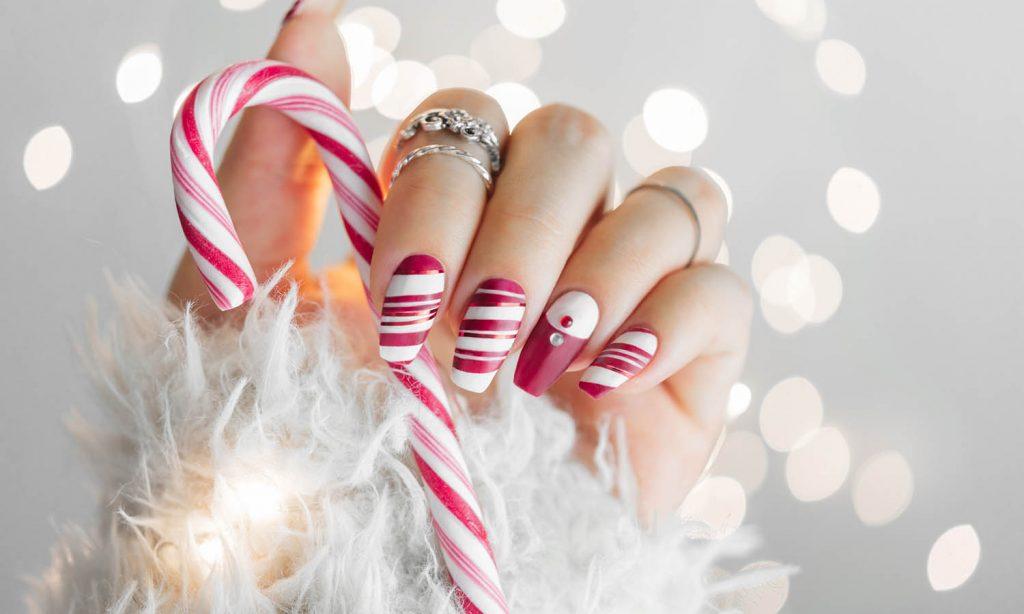 Karácsonyi körömminták